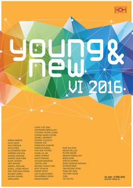 Young & New Part VI eInvite_poster